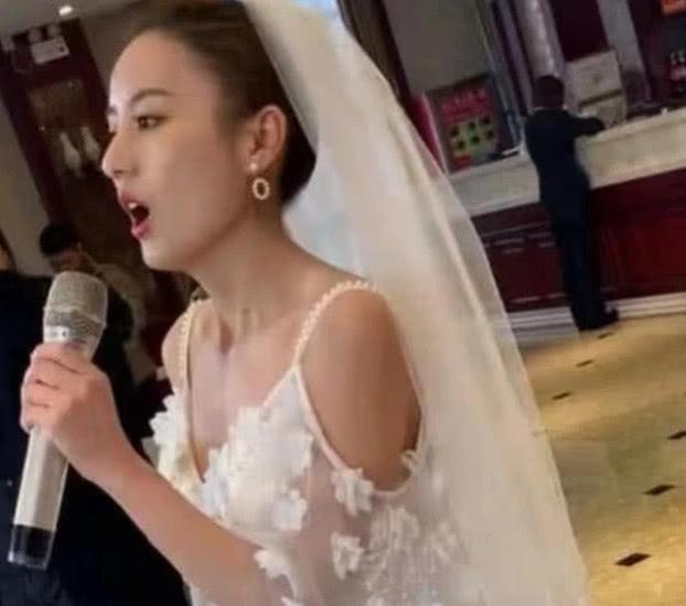 最美新娘撞脸三位明星,你觉得最像谁?网友:梦中情人的脸