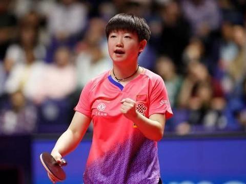 国乒新混双轰两个3-0进正赛!林高远、孙颖莎太快了,14分钟速胜