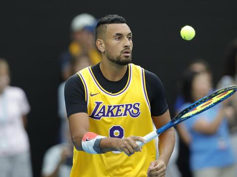 澳网-纳达尔3-1胜克耶高斯 挺进八强将对阵蒂姆