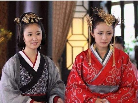 林心如视她为女儿,13岁就演皇后,如今22岁美若天仙却无人识