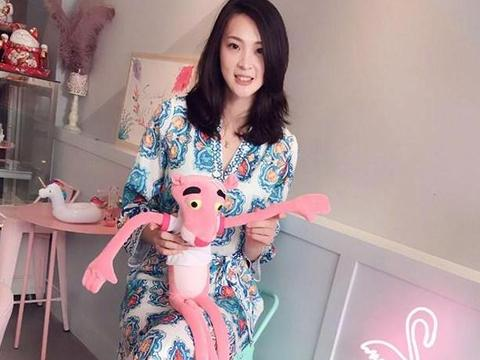 参观惠若琪住的豪宅,如今退役在家享福,生活过得像个18岁少女