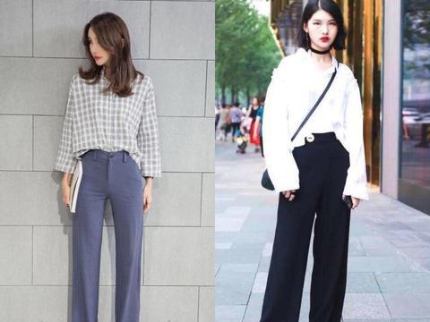 建议矮个子腿粗女生:春天试试这几种搭配,既显瘦又能完善身材!