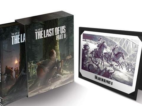 亚马逊《最后的生还者2》设定集展示全新艺术图