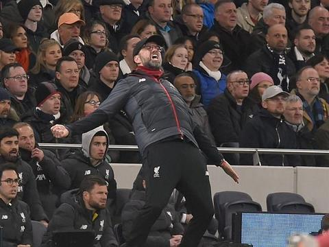 英超直播:利物浦vs西汉姆视频直播,红军欲取3分稳固榜首位置!