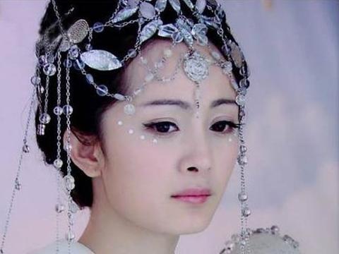 杨幂的这4部古装电视剧里的造型,你觉得哪个最美?