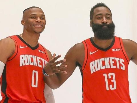 最被低估的球队:休斯顿火箭,本赛季最热门争冠球队之一!