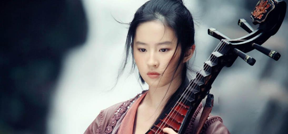 刘亦菲经典角色,小龙女和王语嫣都火了,唯独最仙的她被遗忘