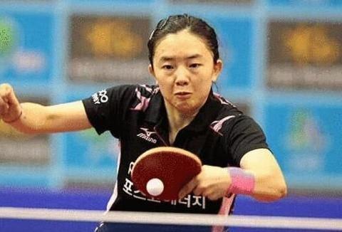 她是张继科小师妹,却归化到韩国,称要击败国乒