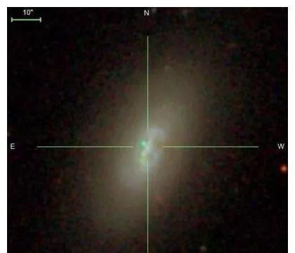 发现透镜状星系,即使在一次大恒星形成之后,也有恒星形成活动!