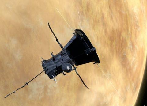 帕克号金星探测器,第二次飞越金星上空