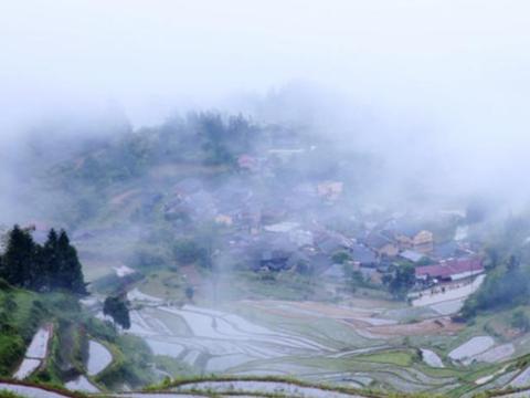 中国最美田园风光,四季分明、生态原始,吸引众多摄影爱好者