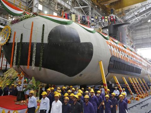 射程超过6千公里!争当世界核强国,印度版巨浪2潜射导弹曝光!