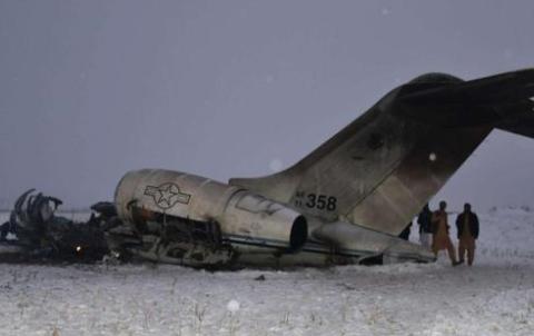 """揭秘被击落的美军机:堪称""""超级空中WIFI"""" 塔利班对它恨之入骨"""
