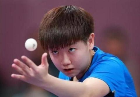 乒乓球德国公开赛:20年魔咒谁能打破,孙颖莎、陈梦or伊藤美诚