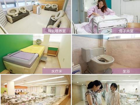 韩国mizmedi妇幼医院新生儿室신생아실