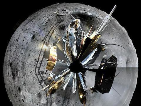 嫦娥四号公布一年月球照片,天文界已引起轰动,为载人登月打前哨