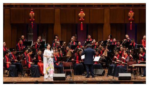 上海民族乐团在华盛顿举行《海上生民乐》音乐会