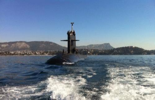 十大攻击核潜艇排行榜,海狼级攻击核潜艇占榜首,法国红宝石在榜