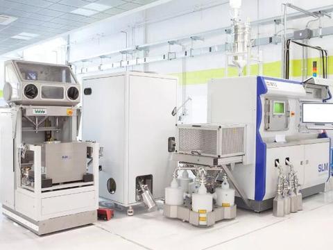 金属3D打印零件制造商将采购15台SLM Solutions设备