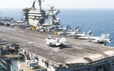 《商业内幕》:目前只有外星力量能击败美国海军
