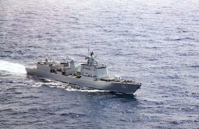 16枚航母杀手蓄势待发!深圳舰最强状态曝光,这个火力实在是凶残