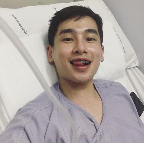 24岁泰男星皮肤癌离世!生前腿部肿胀被截肢,却仍阳光乐观引心疼