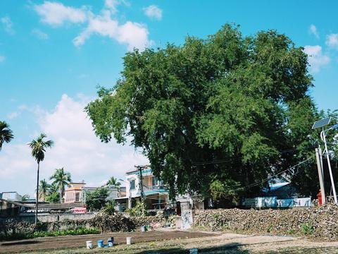 海南最具东南亚风情的古村落,迄今1000多年历史,如今快被人遗忘