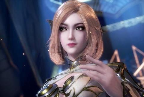 斗罗大陆:胡列娜和水冰儿比起来,谁才是你们心中的女神