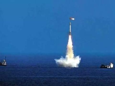印度版巨浪2导弹研发提速,要实现三级跳,打造南亚最强水下力量