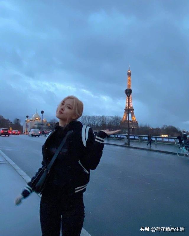 朴彩英更新巴黎旅行私服照,小玫瑰总算营业了