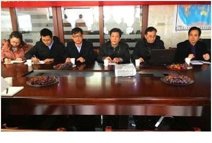 国家发改委中国城镇化促进会领导一行考察广西永福罗汉果特色小镇