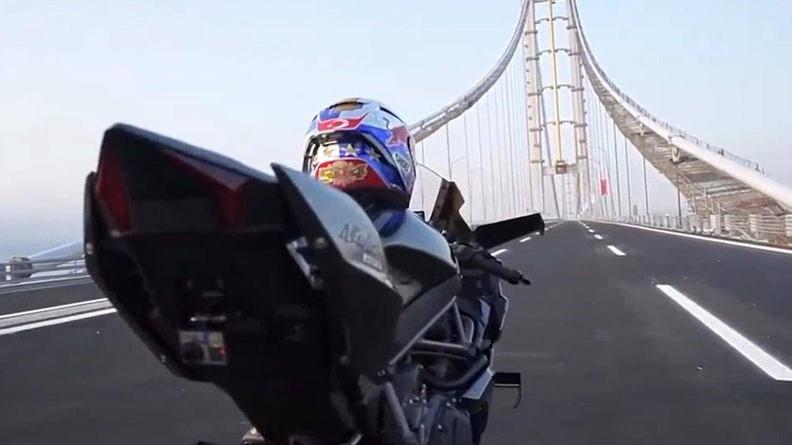 日本新出的纯电动概念摩托车,可5秒内转换形态