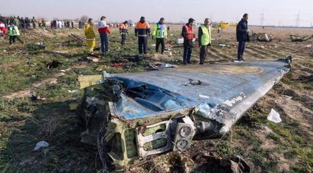 空难现场录音被播出,伊朗在撒谎!还有脸指责乌克兰泄露机密证据