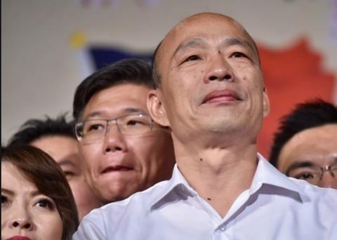 朱学恒:让韩国瑜留连任高雄市长,反而有利于民进党