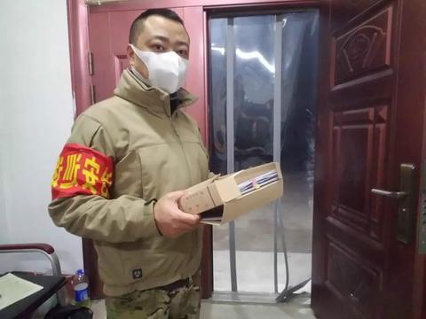 """中国人寿西乡支公司杨杰——第一书记""""抗疫""""记"""