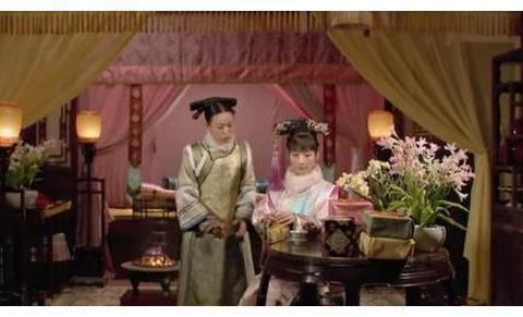 《甄嬛传》安陵容侍寝挫败,全因甄嬛送的金盏花,这心机不妨不行