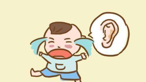 感冒易引起宝宝中耳炎 有这些症状要小心