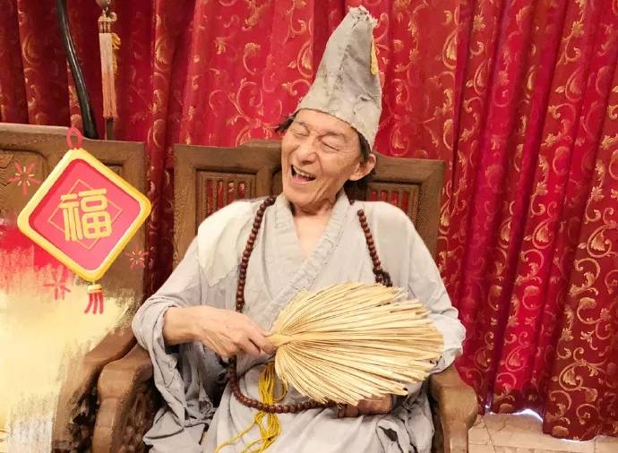 游本昌:从活佛济公到弘一大师,是他们度化了我