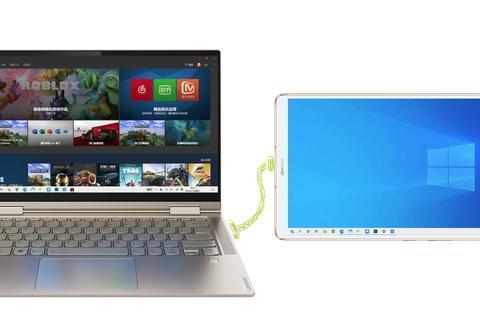 熊小白玩安卓04期:安卓手机与平板,也能变成电脑的扩展屏幕!