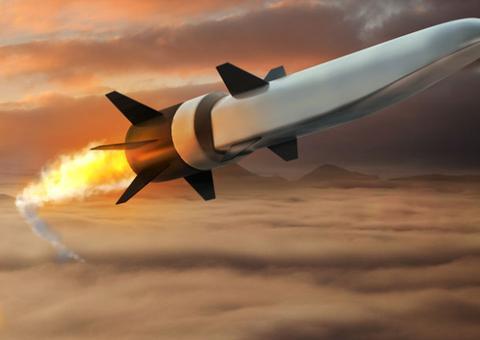 美国陆军退出《中导条约》仅6天,就下了中程高超音速导弹合同