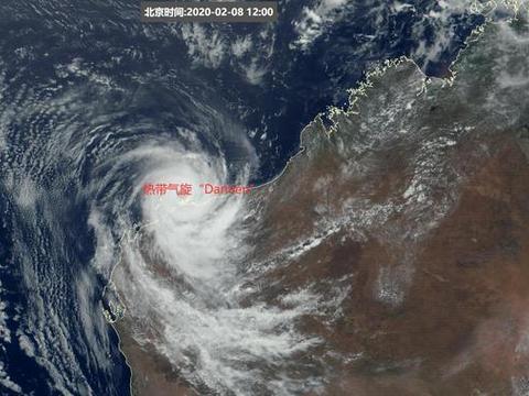 双胚胎酝酿!14级澳洲台风增强将登陆,权威预报:局部大暴雨3天