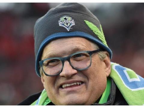西雅图海湾人少数股东欢呼俱乐部的MLS杯冠军