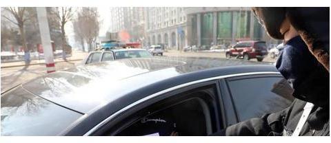 哈尔滨市交警部门严处违反限行驾驶人