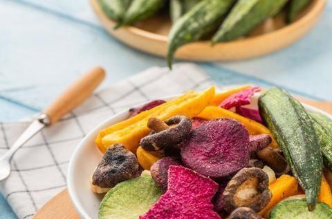 分析6品牌36款冻干蔬果干,减肥更适合吃这几款