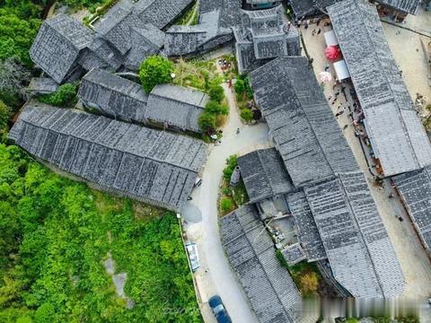 浙南一个藏在深山的古村落,竟是《长恨歌》的取景地,游客皆不知