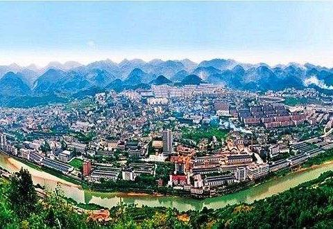 你只知道茅台镇?其实中国酱酒分为四个产区