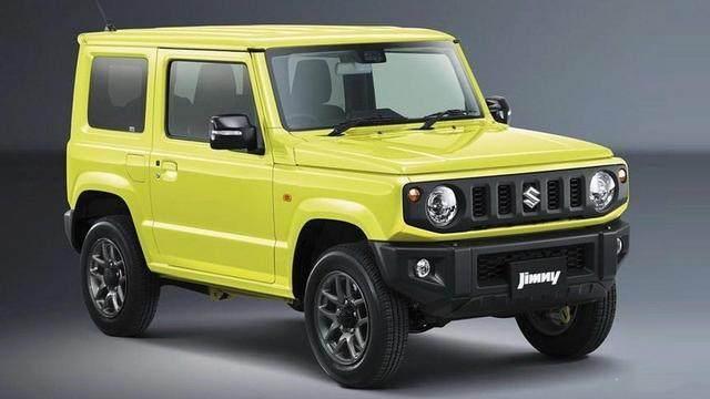 """一辆1.5L的小型SUV卖28万?别急,国六将""""狙杀""""天价吉姆尼"""