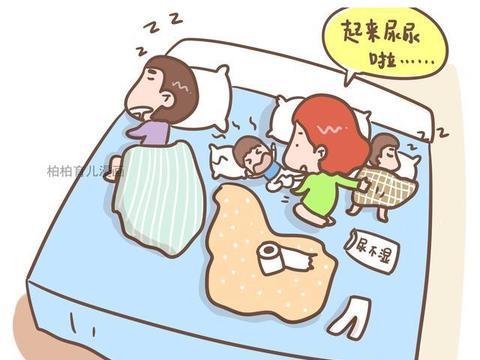 生完孩子后有多缺觉?宝妈:12年没好好睡过觉了