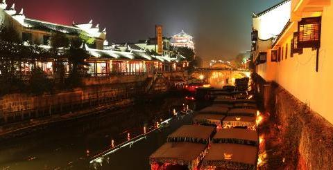 小桥流水不只江南有,安徽这座5A古镇也有,并且免费畅游