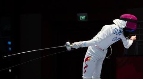女子重剑世界杯中国惜败韩国,屈居亚军,世界排名位居第一